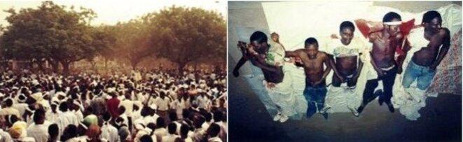 Togo, 25 janvier 1993 à Lomé le massacre de Fréau Jardin