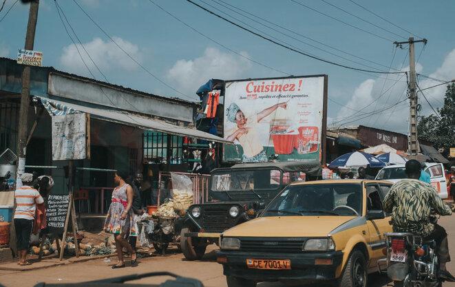 A Yaoundé, au Cameroun, le 11 mai 2017. © Ollivier Girard/CIFOR/Creative Commons