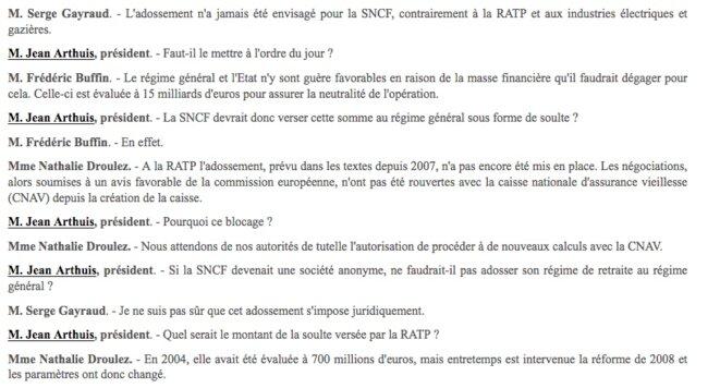© Rapport du Sénat 2008
