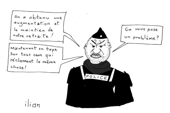 Police! © ilian amar