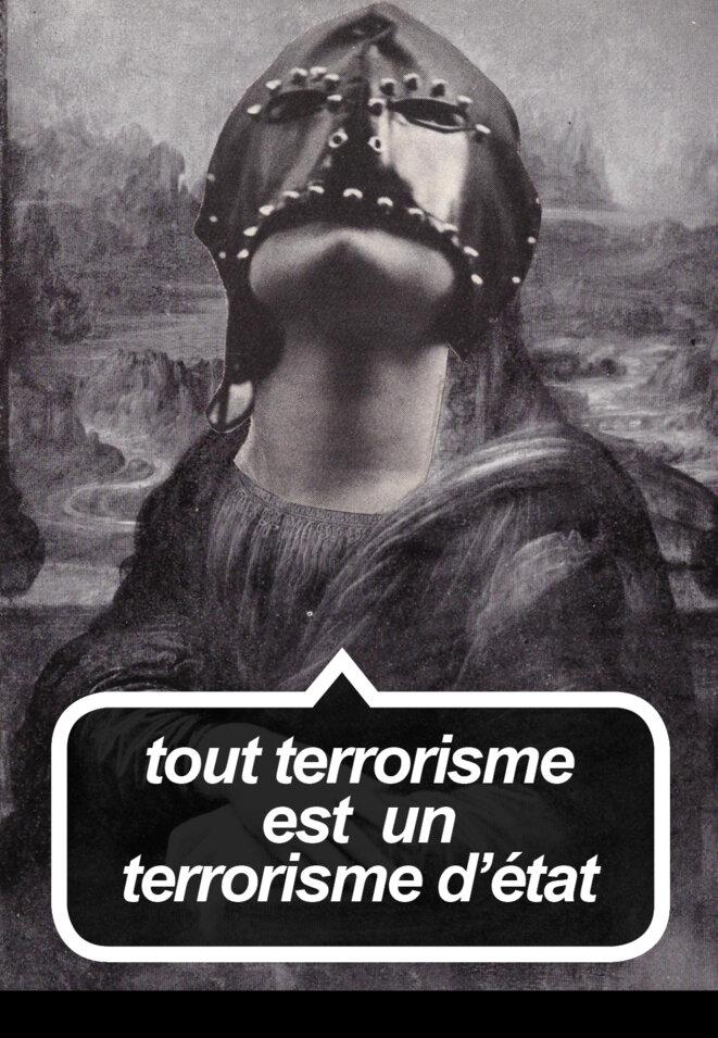 Lire: Secret Affairs: Britain's collusion with radical islam, Mark Curtis et Logique du terrorisme, Michel Bounan © Realpeoplenorobotsguaranteed