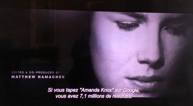Amanda Knox, Netflix