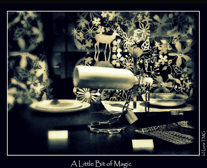 A little big of magic © Luna TMG