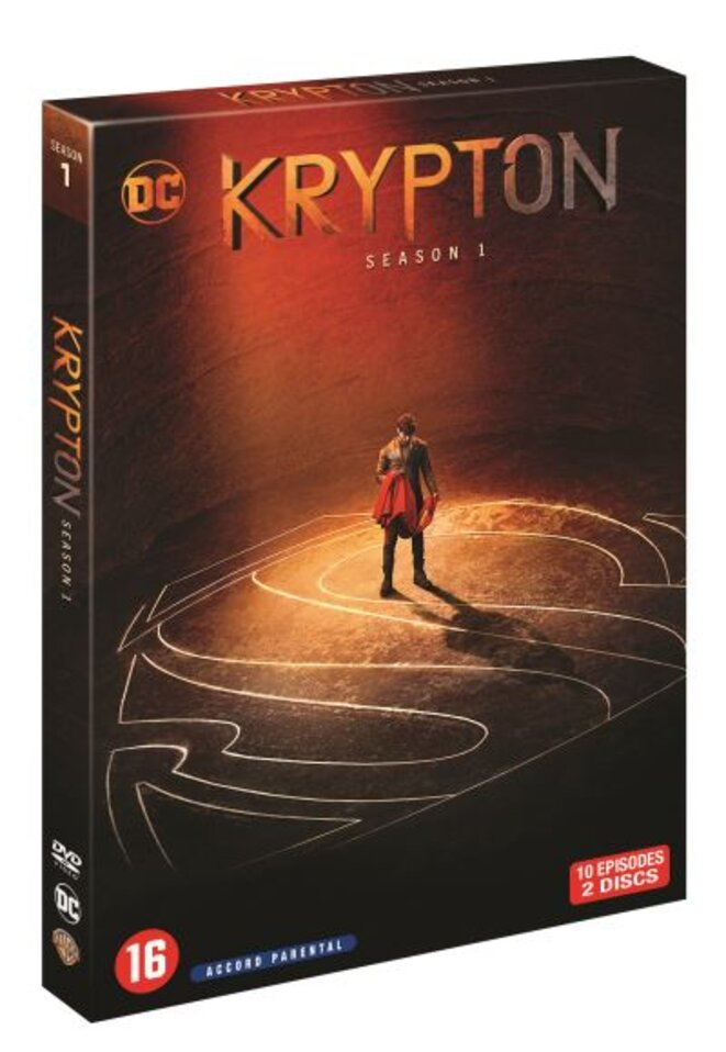 krypton-saison-1-dvd