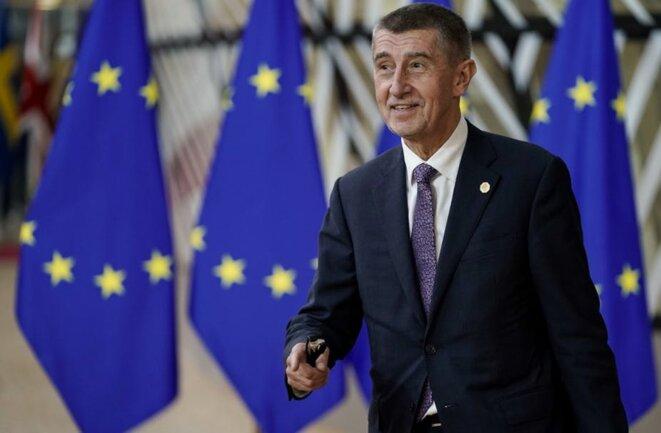 Andrej Babis, le premier ministre de la République tchèque aurait bénéficié de plus de 40 millions d'euros de subventions en 2018