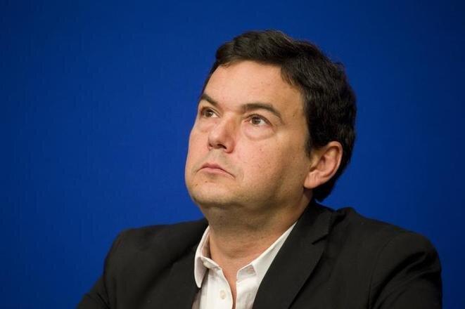 Thomas Piketty en 2015. © Reuters