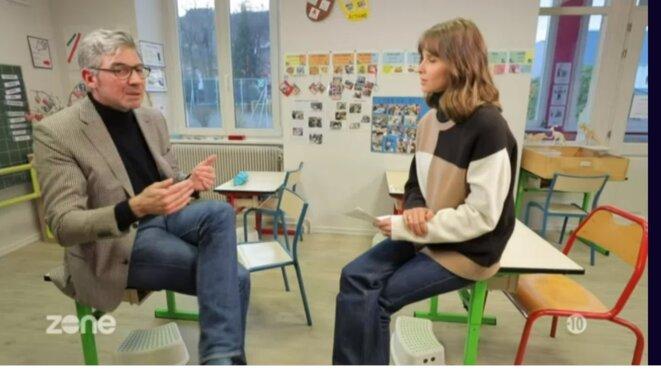 Ophélie Meunier en entretien avec Richard Solti