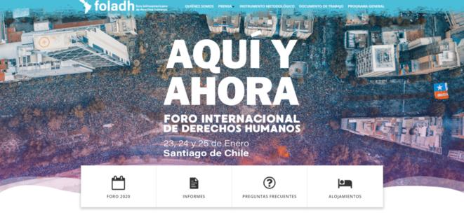 Foro Latino Americano de Derechos Humanos © foladh