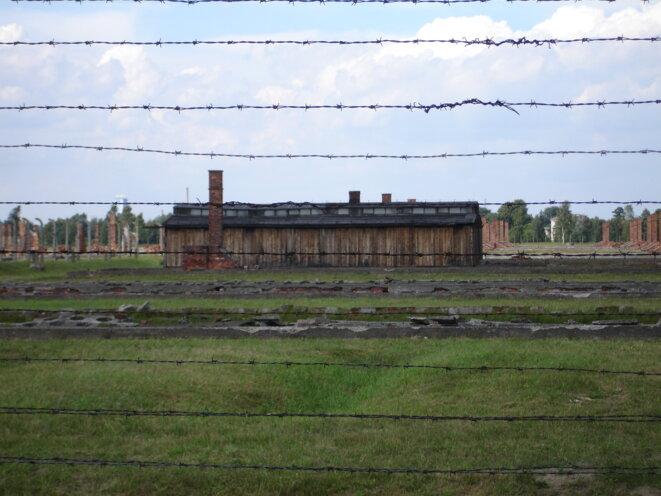 Auschwitz-Birkenau, juin 2007. © heimbergch