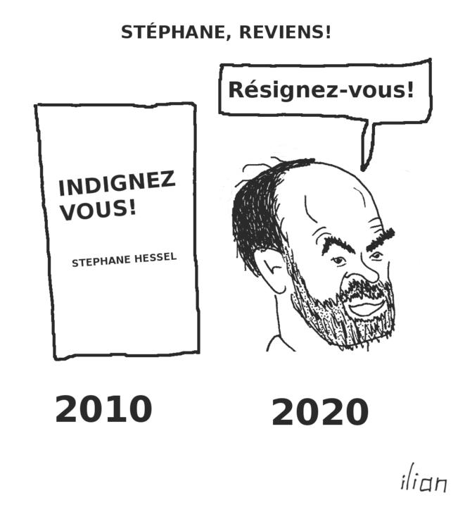 Stéphane, reviens! © ilian amar