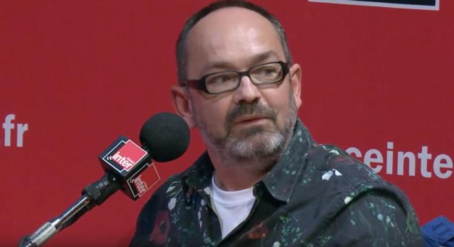 Xavier Leherpeur lors de l'émission du 20 septembre 2018.