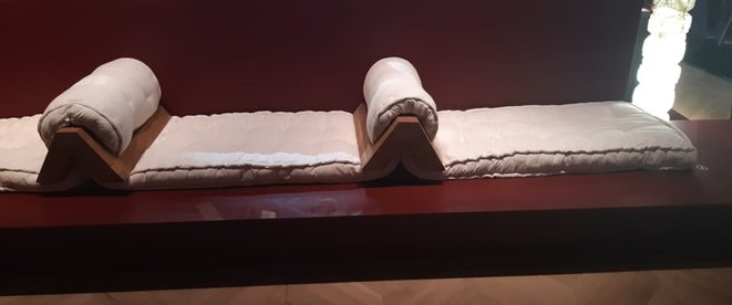 Canapé © Aisha N. Al-Sowaidi