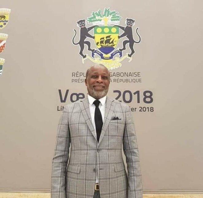 Monsieur Alfred Edmond Nziengui Madoungou