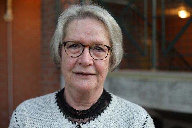 Karla Voisin, présidente de l'association les «Z'aidants de l'Artois», dans le Pas-de-Calais. © JP