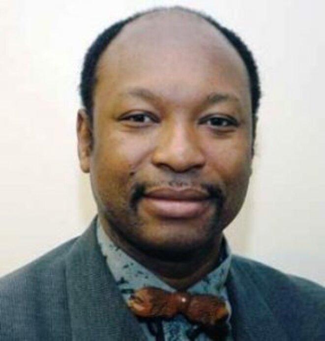 Dr Yves Ekué AMAÏZO, Coordinateur général du Collectif pour la Vérité des Urnes Togo Diaspora