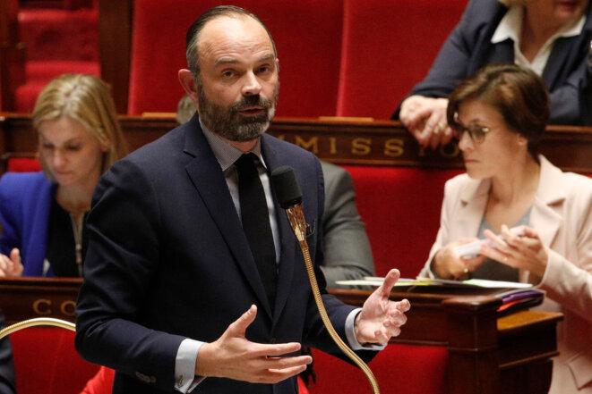 Edouard Philippe ne pourra pas cumuler son mandat de maire avec celui de Premier ministre © AFP
