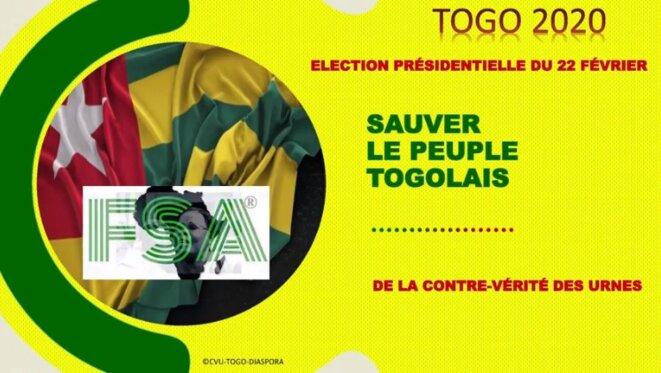Togo : Election présidentielle, 22 février 2020, Sauver le peuple togolais de la contre-vérité des urnes