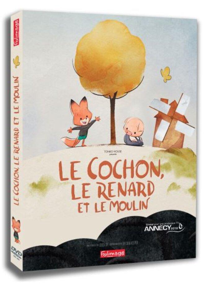 le-cochon-le-renard-et-le-moulin-dvd