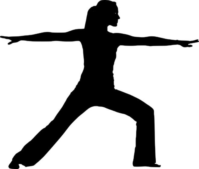 silhouette-pilates