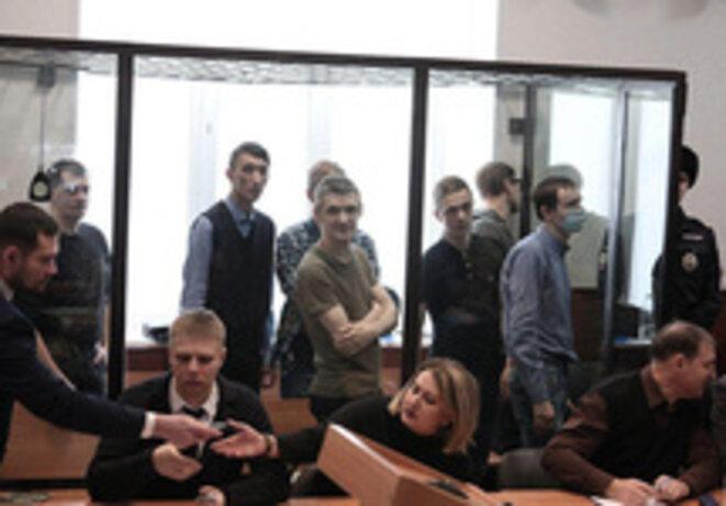 """Verdict de """"réseaux"""" © t.me/agit_ru"""