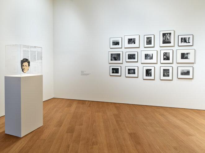 Vue de l'exposition David Wojnarowicz. History Keeps Me Awake at Night, 26.10.2019 — 09.02.2020, Mudam Luxembourg © Photo : Rémi Villaggi | Mudam Luxembourg