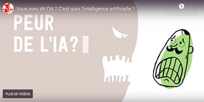 L'intelligence artificielle en MOOC