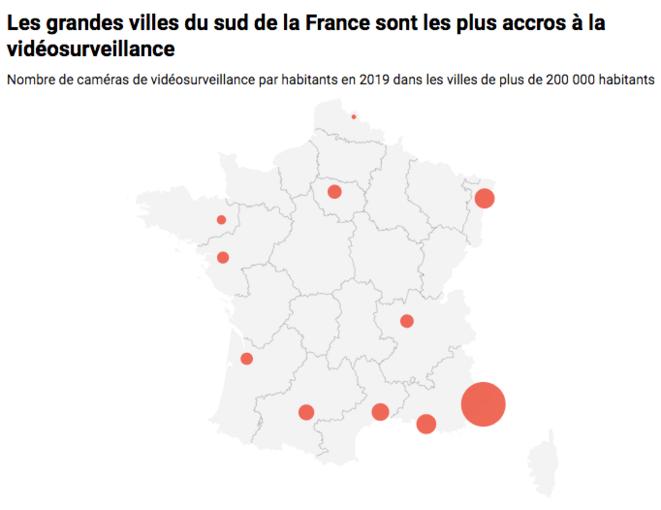 Carte: Mediacités Source: La gazette des communes