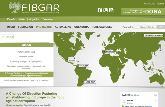 B. Garzon's Fibgar home page