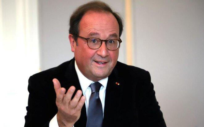François Hollande, le retour ? © Pierre Reynaud