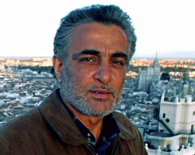 The Spanish & Syrian journalist Tayssir Allouni