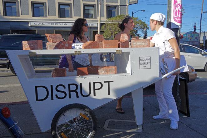 reclaim disrupt, Leslie Dreyer, 2014