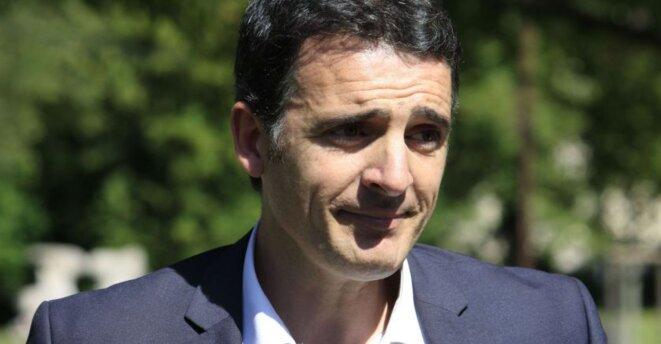 Éric Piolle, maire de Grenoble. © Reuters
