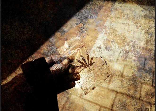Sepia Despair VIII © Luna TMG