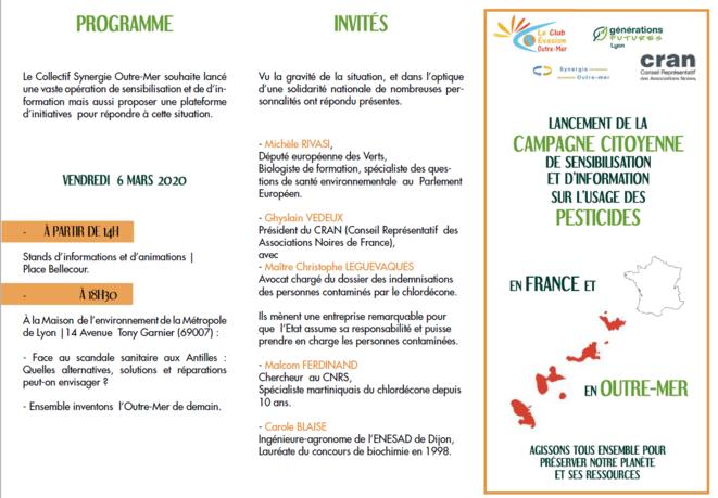 Dépliant conférence chlordecone Lyon 060202020
