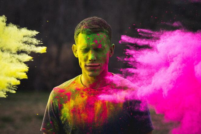 «Amusement coloré». © Juan Pablo Serrano Arenas/Pexel, licence Pexel (usage libre).