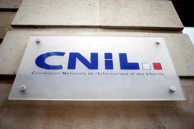 Le siège de la Cnil, à Paris, en 2016. © Reuters