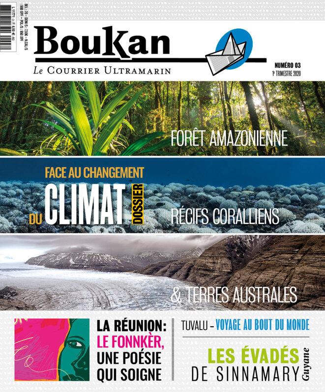 Couverture du n°03 de Boukan