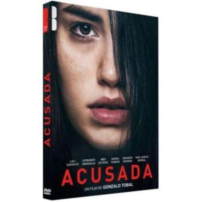 acusada-dvd