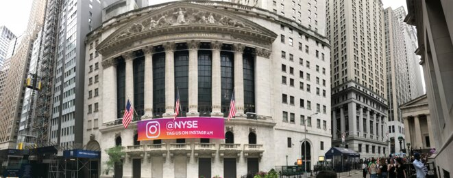 Wall Street [Photo YF]