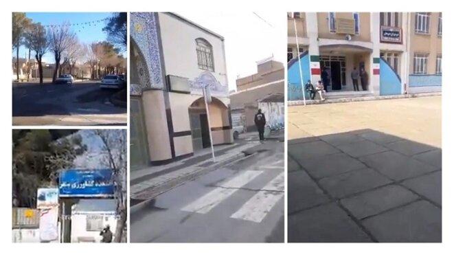 OMPI: Selon les informations provenant de 26 des 31 provinces du pays, jusqu'à 15 heures, heure locale, la farce électorale était totalement boycottée et les bureaux de vote vides.