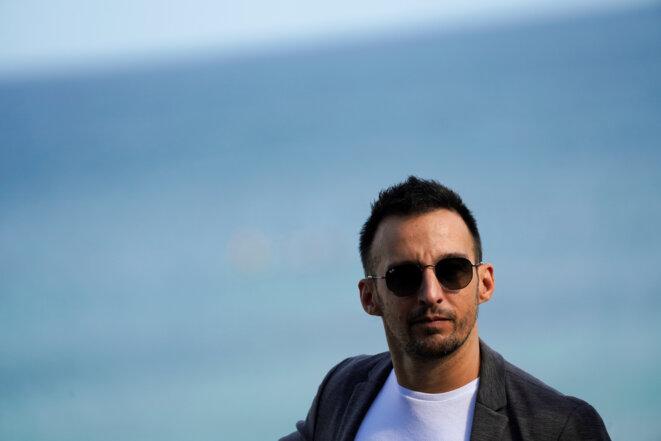 Alejandro Amenábar au festival du film de Saint-Sébastien, en septembre 2019. © Reuters