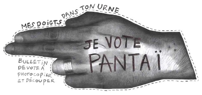 Municipales à Nice: votez Pantaï!