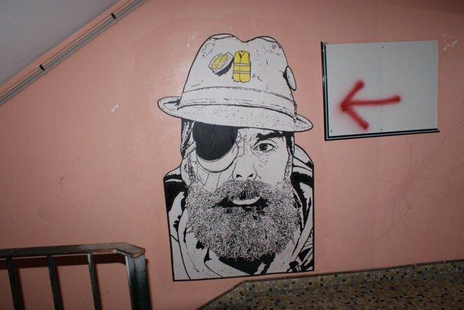 Les underground, Collectif Ars Muralis, 9 au 31 mars, Maison du peuple, Nantes