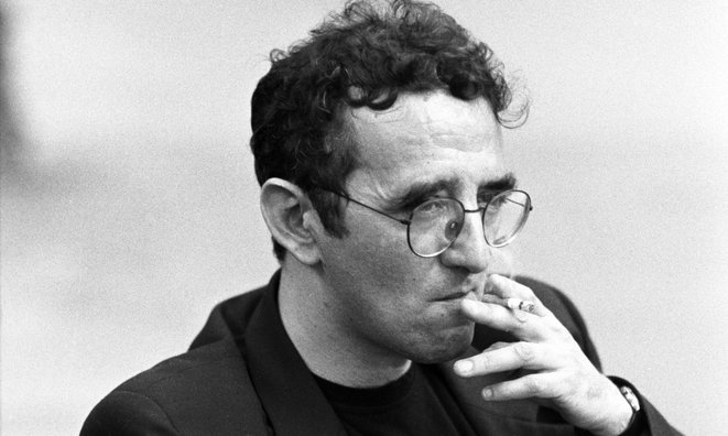 Roberto Bolaño. © New Directions
