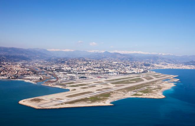 Aéroport de la Côte d'Azur.