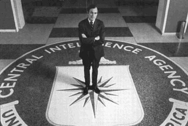 George Bush, CIA director 1975-76 © CIA