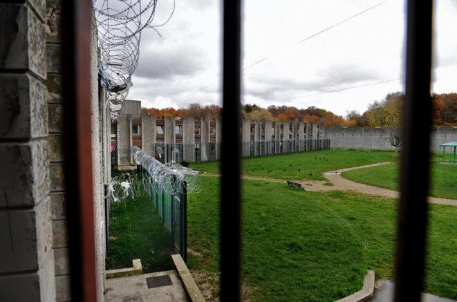 Maison d'arrêt des femmes de Fleury-Mérogis © Alain Guilhot/Divergence