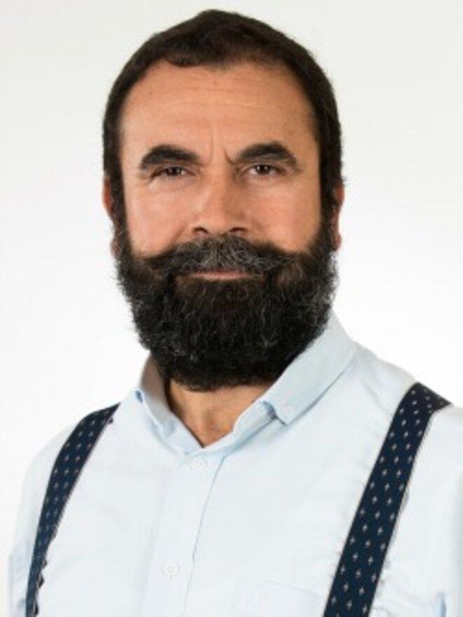 Hugo Humberto Gutiérrez Gálvez Deputé de la Republique du Chili © Wikipedia
