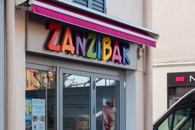 Zanzibar Aix-les-Bains © plbillot