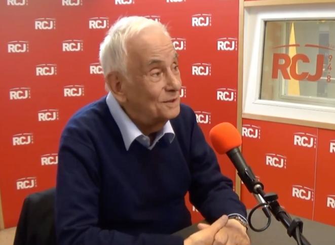 Christian Giudicelli au micro de RCJ, le 11 juin 2019.